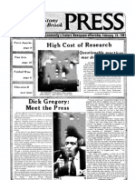 The Stony Brook Press - Volume 2, Issue 15