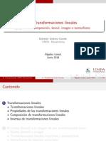 4 Transf Lineales