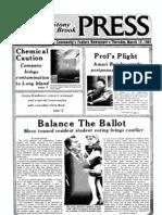 The Stony Brook Press - Volume 2, Issue 17