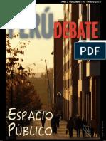 boletin Perú Debate 25-05