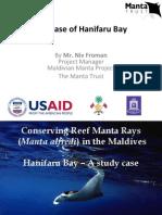 The Case of Hanifaru Bay by Niv Froman