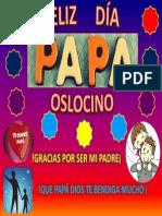 Feliz Dia Papa Oslocino