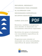 Programa NEE 10 11