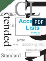 Access Lists