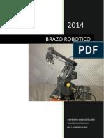 Brazo Robotico. Trabajo Final