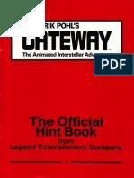 Gateway Hint Book