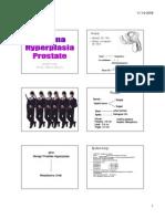 Benign Prostate Hyperplasia [Compatibility Mode]