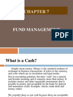 Chapter 7 - Fund Management