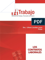 Contratos de Trabajo 2013