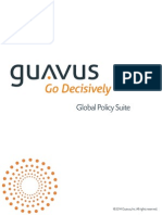 Guavus Global Policy v0.6