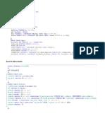 Imprimir Base de Datos Tienda