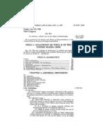 Public Law 95-598 (1978)