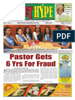 Street Hype Newspaper  June 1-18, 2014