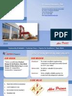 EDC Profile 2014