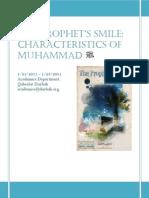 Shamā'Il (Characteristics) of Muhammad (Saw) (the Prophet's Smile)