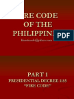 Fire Code-Philippines