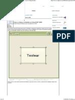 Crear Un Setup o Instalador en Visual NET 2005
