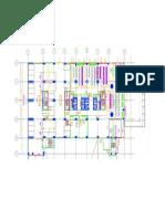 Fifth Floor_Racks Arrangement-Model