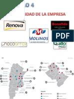 Diopositivas de Molinos Rio de La Plata (Capitulo 4 - Actualidad de La Empresa)