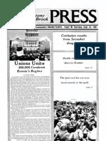 The Stony Brook Press - Volume 3, Issue 3