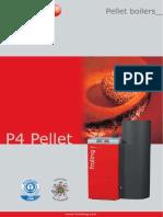 Froling P4 Pellet Boiler Brochure 8-100