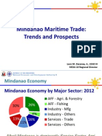 Mindanao Shipping Conference - Leon Dacanay