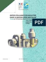 Ratios Polluants Indus