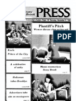 The Stony Brook Press - Volume 3, Issue 7
