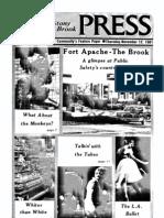 The Stony Brook Press - Volume 3, Issue 8