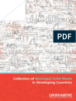 Collection of Municipal Solid Waste in Developing Countries