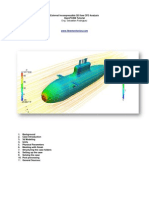 External Incompressible 3D CFD Analysis OpenFOAM Tutorial