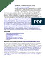 Cableado de y consideraciones de ruido para señales analógicas.doc