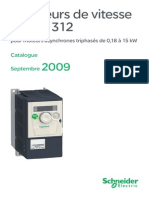 Catalogue ATV312 FR