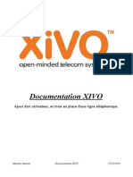 Approvisionement-XiVO