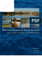 summary comprehensive water package