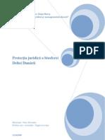 Protecția Juridică a Biosferei Deltei Dunării