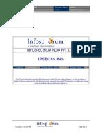 DEMO-IPSEC IN IMS