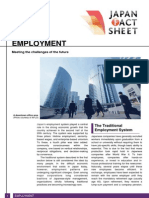 Employment-Japan