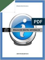 Suport de Curs-Educatie Pt. Informatie