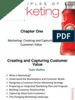 Principles of Marketing slide