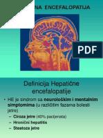 Portna Encefalopatija predavanje