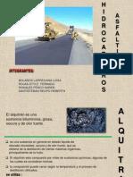 Hidrocarburos Asfalticos Presentar