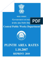 Plinth Area Rates_2010