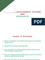DBMS-5-normalisation