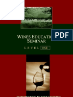 17294011 Wine Education