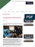 Curso Eletricista Para a Indústria Audiovisual _ Revista Panorama Audiovisual Brasil
