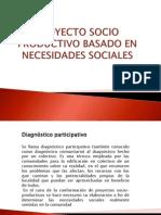 Proyecto Socio Productivo Basado en Necesidades Sociales