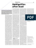 Ambiguities After Asad by Lisa Wedeen 1