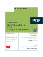 Islamic Banking in Indian