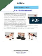 Aparelho de Exercícios Push Up Pro